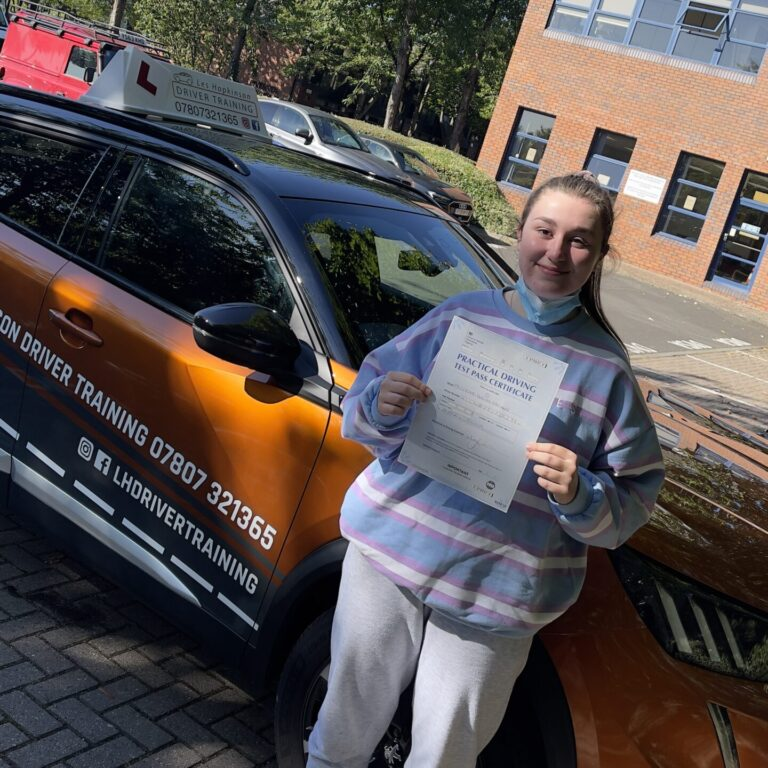 driving lessons in Newcastle upon Tyne